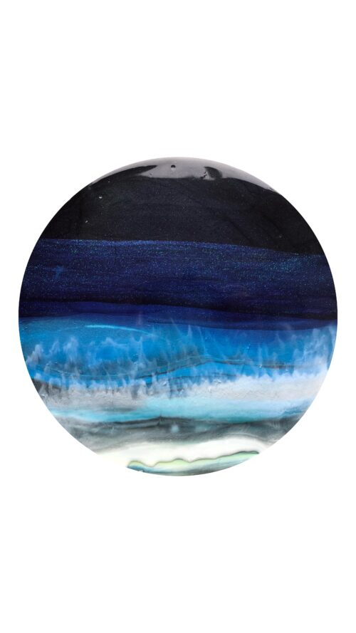 resin seascape art
