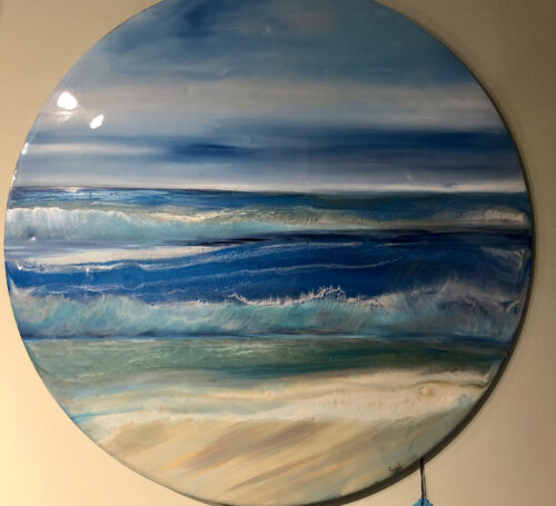 large seascape